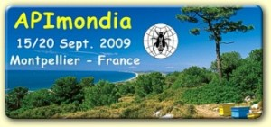 Apimondia 2009 - international beekeepers congress - France