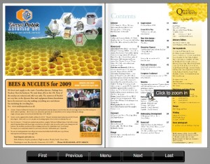 BeeKeepers Quarterly