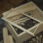 Langstroth Hive, brood box